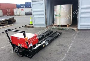 Pacific Material Handling Heavy Shift Trolley