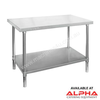 F.E.D. WB6-2400/A Stainless Steel Workbench