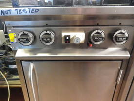Supertron 4BT-OV-600 Gas Oven Range - picture3' - Click to enlarge