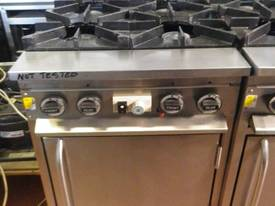 Supertron 4BT-OV-600 Gas Oven Range - picture0' - Click to enlarge