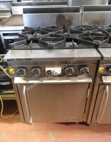 Supertron 4BT-OV-600 Gas Oven Range