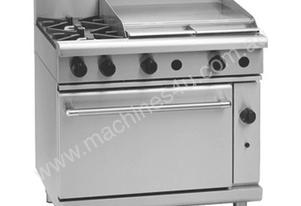 Waldorf 800 Series RN8616G - 900mm Gas Range Static Oven