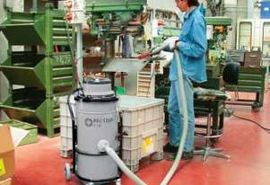 Nilfisk Single Phase Industrial Vacuum IVS 118