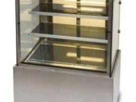 DSV0740 1200mm Showcase Straight Glass  - picture0' - Click to enlarge