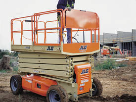 3369LE Electric Scissor Lifts - picture0' - Click to enlarge