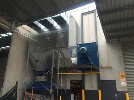Airtight Solutions - 3HJ Dust Collector - picture1' - Click to enlarge