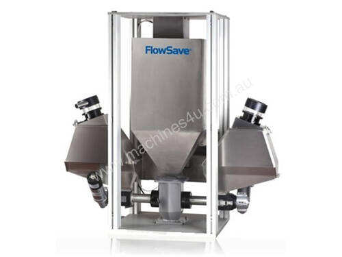 FlowSave Weight Gravimetric Blender In-Line Doser