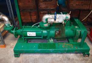 Helical Rotor Pump - In/Out: 100mm.