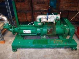 Helical Rotor Pump - In/Out: 100mm. - picture0' - Click to enlarge