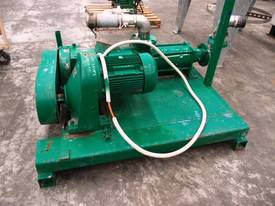 Helical Rotor Pump - In/Out: 100mm. - picture1' - Click to enlarge