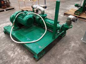 Helical Rotor Pump - In/Out: 100mm. - picture2' - Click to enlarge