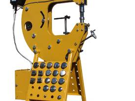 BAILEIGH Model: MH-19 Metal Forming Hammer, Variable Speed, Adjustable Stroke Plenishing Hammer - picture0' - Click to enlarge