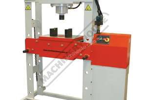 INDUSTRIAL HYDRAULIC PRESS PART NO = HP-100T  P402
