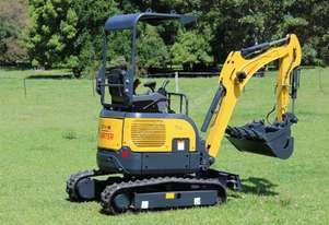 CT16 Mini Excavator Carter NEW