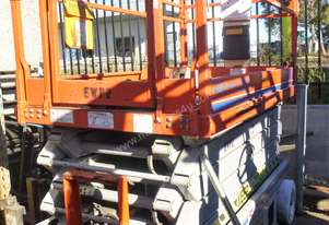 SkyJack Scissor Lift SUITABLE FOR WRECKING/ PARTS