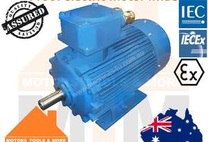 Explosion Flame Proof 3Ph Electric 0.72kW 4P B3
