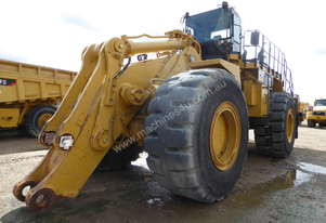 Caterpillar 992K UNDER 2000HRS