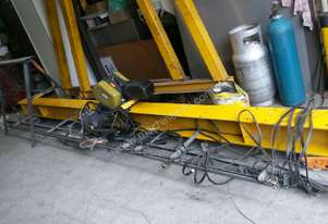 Gis 2 Ton  electric mobile crane
