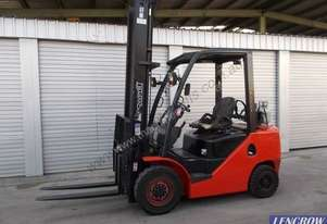 Ep Equipment Used 2.5T HC Powerlift