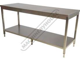 SSB-20 Stainless Steel Island Work Bench 2000 x 700 x 900mm - picture2' - Click to enlarge