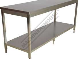 SSB-20 Stainless Steel Island Work Bench 2000 x 700 x 900mm - picture7' - Click to enlarge