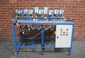 Custom Built Extrusion Processing Line 2