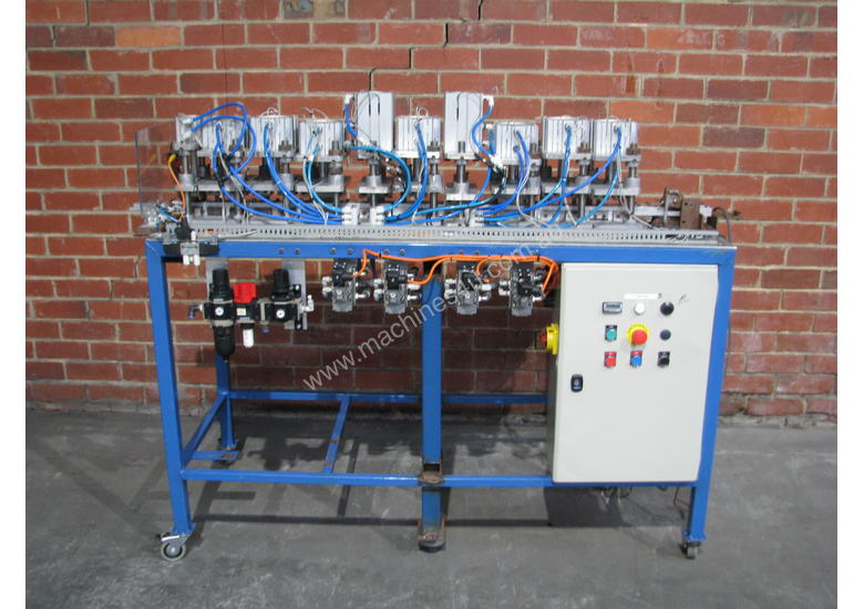 Extrusion Processing Line 2