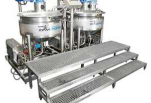 Iopak Syrup Cooking System