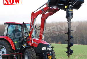 PD4 Tractor & Front loaders Agricultural Auger Drive Unit ATTAUGD