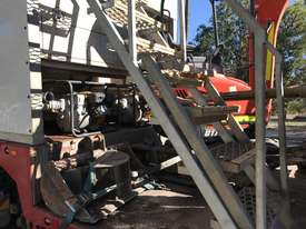 Ditch Witch JT3020 All Terrain Horizontal Directional Drill and Volvo Semitrailer  - picture6' - Click to enlarge