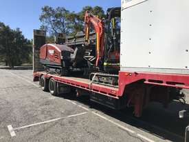 Ditch Witch JT3020 All Terrain Horizontal Directional Drill and Volvo Semitrailer  - picture11' - Click to enlarge