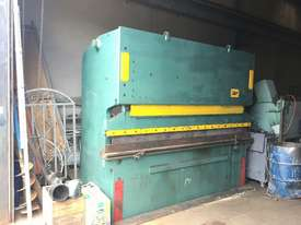 Hydraulic press brake 160t  - picture0' - Click to enlarge