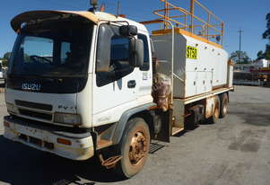 2000 Isuzu FY FV2 6x4 Service Truck AUCTION