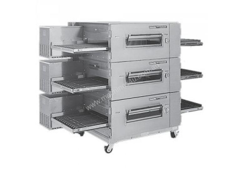 LINCOLN Impinger Gas Production Conveyor Pizza Oven 3255-3