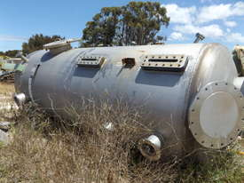 Stainless Steel Pressure Vessel Tank - picture0' - Click to enlarge
