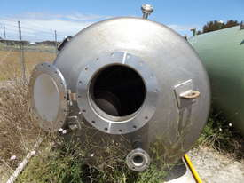 Stainless Steel Pressure Vessel Tank - picture3' - Click to enlarge