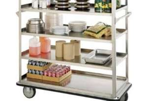 Royston 5 Shelf Food Warming Cart