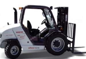 MANITOU MH 25-4T 2.5t - 3.3m 4WD BUGGIE