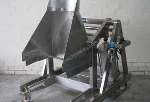 Stainless Container Drum Tipper