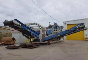Kleeman MS20 Z, 2 Deck Scalping Screen (2004