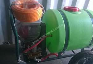 Or  WEED SPRAYER 160 LT TANK