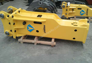 Excavator hydraulic hammers SILENT MODEL/Hydraulic breakers