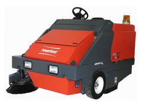 HAKO POWERBOSS SWEEPER - picture0' - Click to enlarge