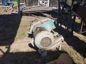 Erjo 165SN Wood Chipper - picture3' - Click to enlarge