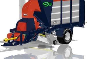Trilo S-SERIES VACUUM SWEEPER