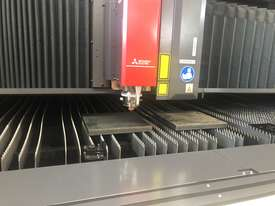 New Mitsubishi Fibre laser - picture0' - Click to enlarge