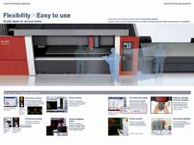 New Mitsubishi Fibre laser - picture9' - Click to enlarge