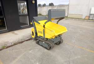 Wacker Neuson DT08 Site Dumper Off Highway Truck