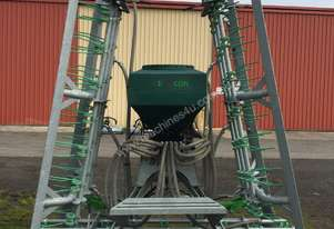 Zocon GRASSLAND 8M Harrows Tillage Equip