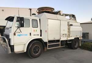 INTERNATIONAL 1850E C/W ADVANCED PRESSURE TECHNOLOGY JET VAC TANKER